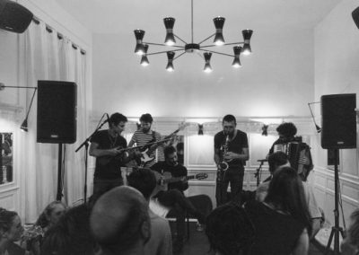 Budapest jazz musican gypsy balkan