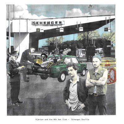 album cover Schengen shuffle border control